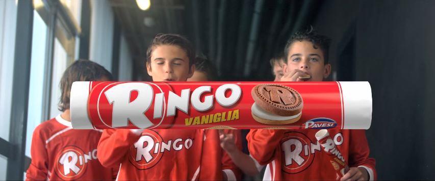 Canzone Ringo pubblicità Il migliore in campo ringo a vaniglia - Musica spot Novembre 2016