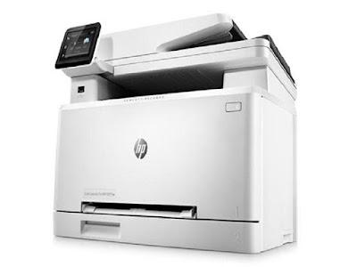 Image HP LaserJet Pro MFP M277 Printer Driver