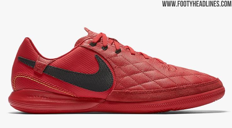 9ba90cd7c31b06 Nike Tiempo LegendX 7 Pro 10R - University Red   Black   Metallic Gold