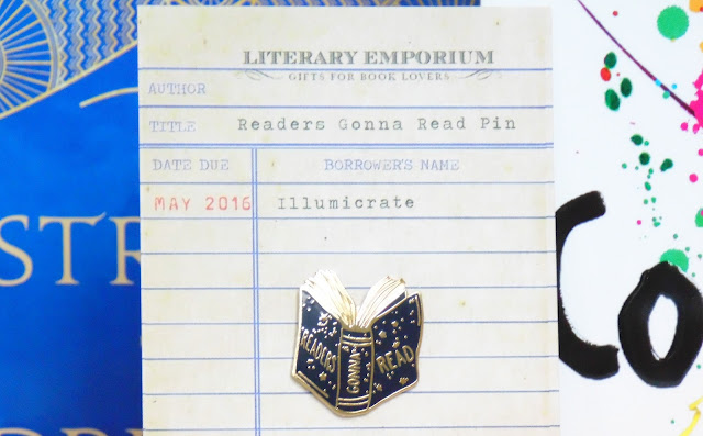 Illumicrate Book Subscription Box: May 2016