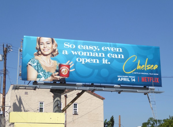 Chelsea season 2 blue billboard