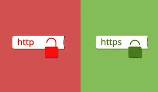 Pengertian, Perbedaan, dan Pengaruh HTTP dan HTTPS Website/Blog bagi SEO