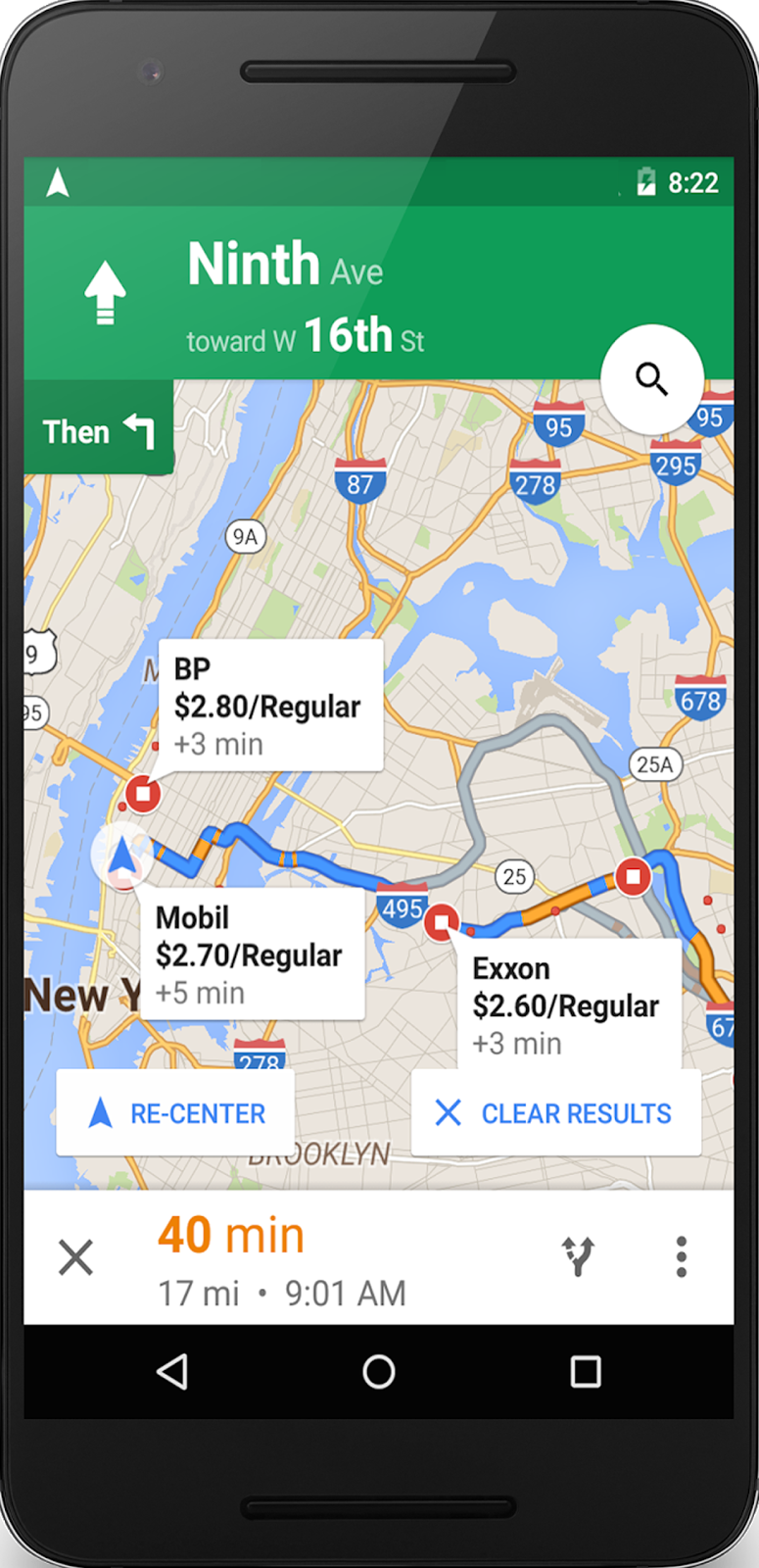 Google Maps for iOS Receives Major Update: Comes at Par with Android Version 1