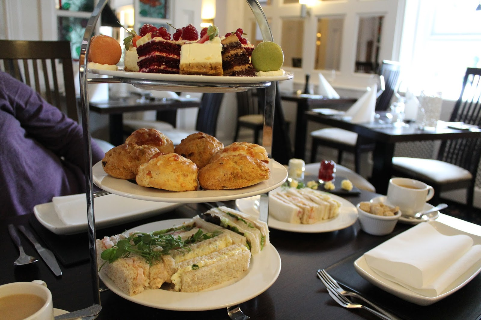 The Treebridge Hotel Middlesbrough Afternoon Tea Review