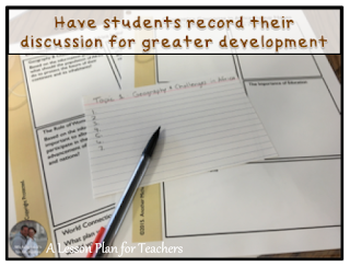 How to Use Response Groups for Discussion in the Secondary Classroom