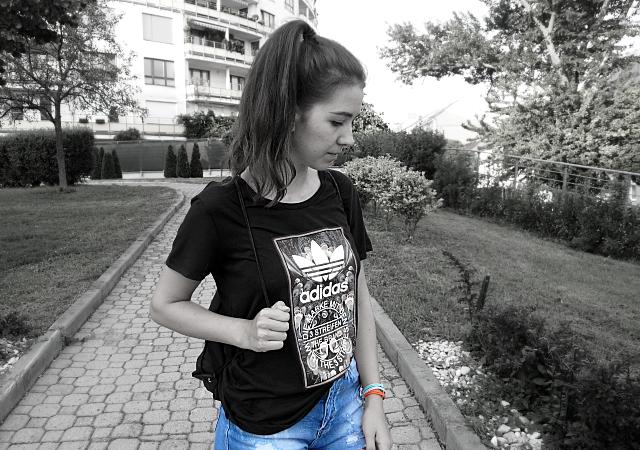 Everythin-kate outfit šortky wayfarer.cz