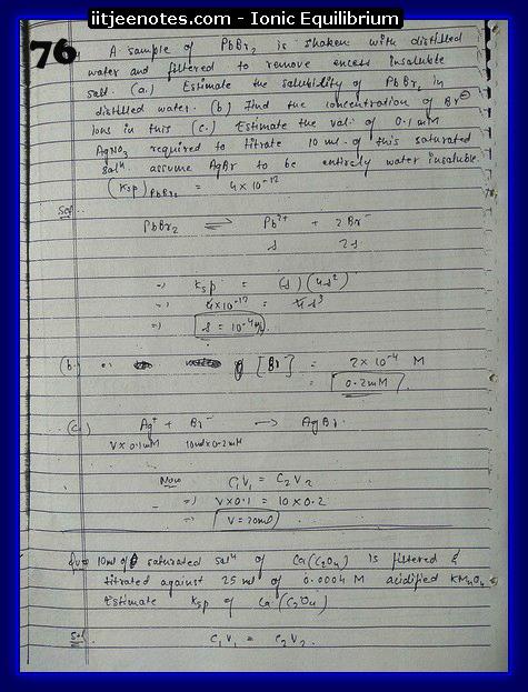 Ionic Equilibrium images11