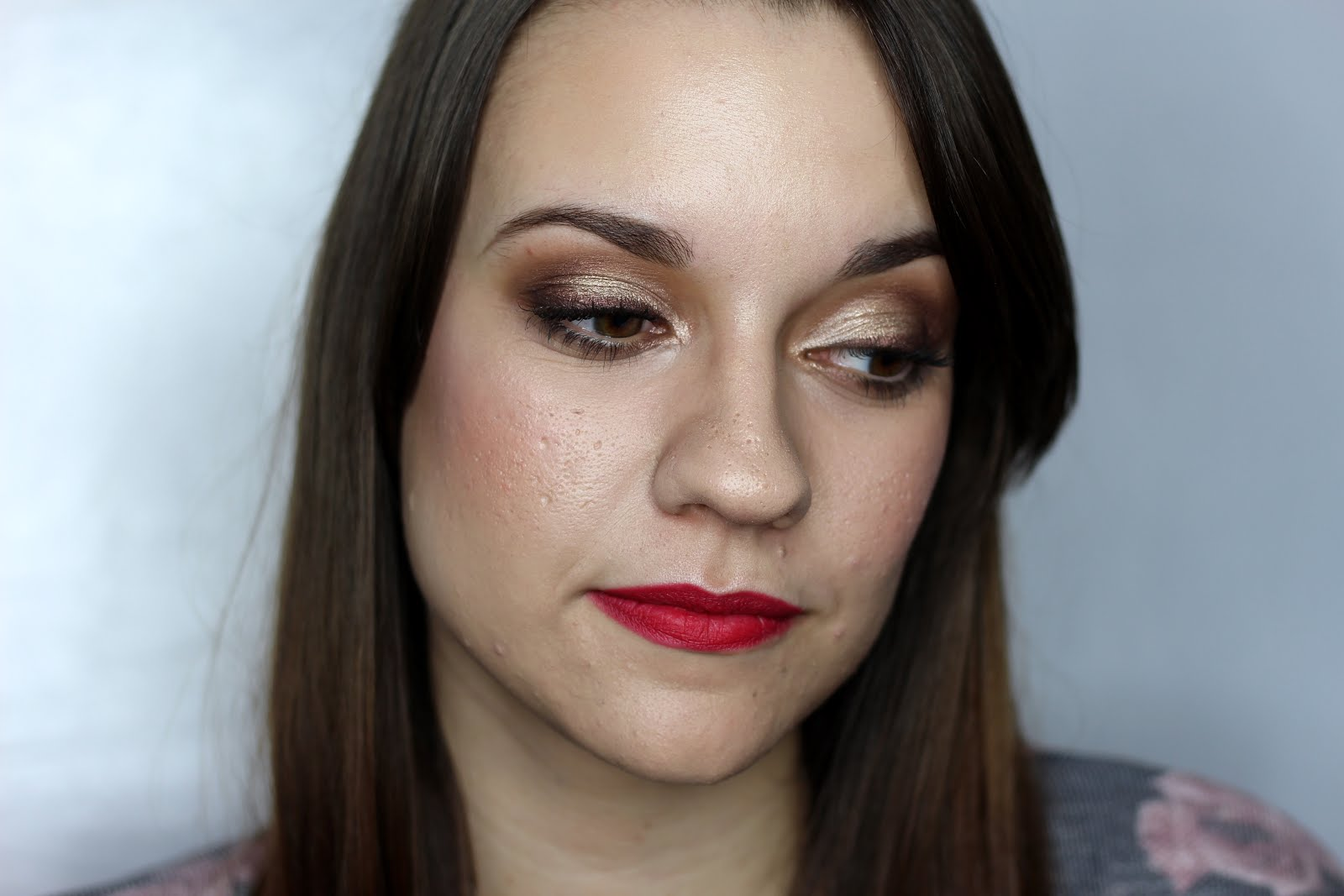 Tutorial: Chocolate Bar Look