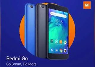 Xiaomi Redmi Go शाओमी का नया समार्टफोन कीमत 5000 से भी कम-