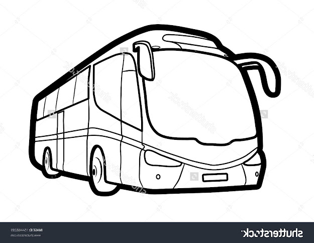 Best Bus Vector Library
