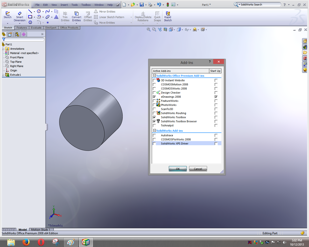 CAD Help Center: Installation Guide for SolidWorks 2008 x64