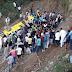 Bus Sekolah Jatuh ke Jurang di India, 24 Anak-anak Tewas