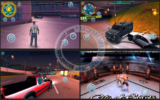 Gangstar Vegas Mega Mod Apk + Data(OBB) Versi 2.5.1c Mentasi masalah error lisensi