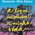 Lançamento: A Lógica Inexplicável Da Minha Vida de Benjamin Alire Sáenz