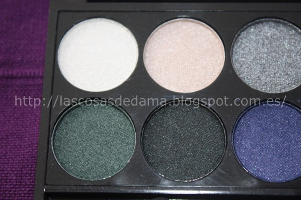 Paleta Bad Girl Sleek maquillaje eyeshadow palette ojos belleza
