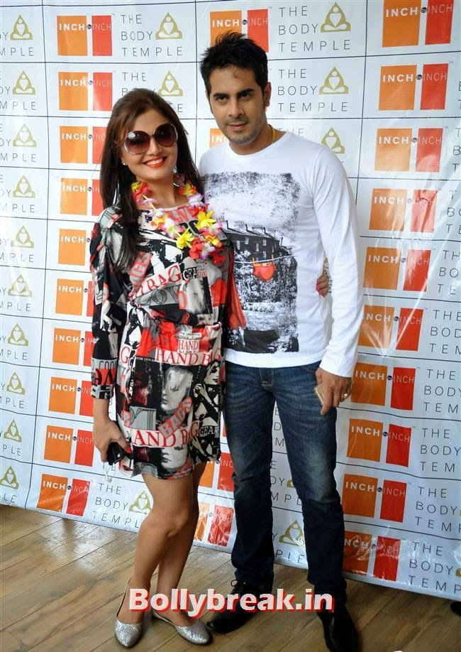 Deepshikha and Keshav Arora, Bollywood Page 3 Celebs at Sheetal Nahar Brunch Party