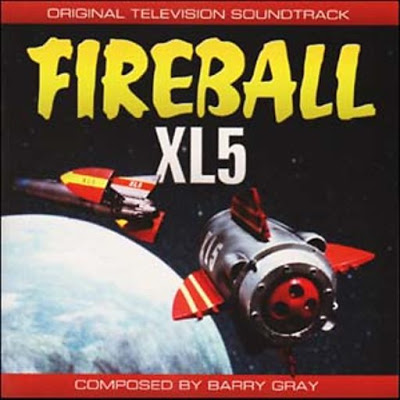 60'S FIREBALL XL5 - TV SERIES THEME SONG