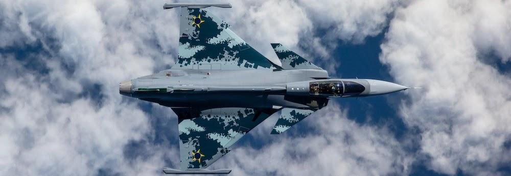 Бразилія розпочала виробництво винищувачів Gripen E/F
