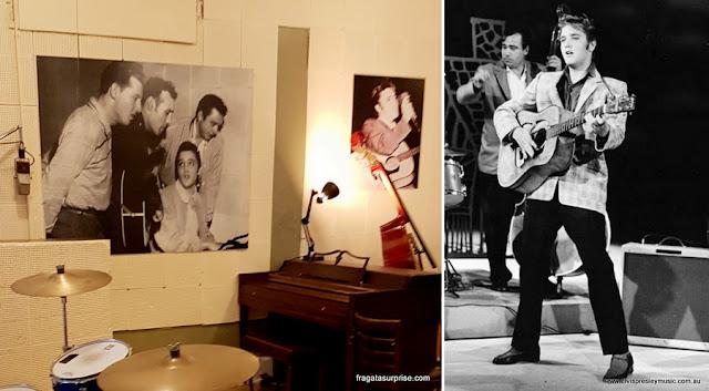Elvis e o quarteto de 1 milhão de dólares