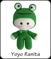 Muñeco Yoyo Ranita