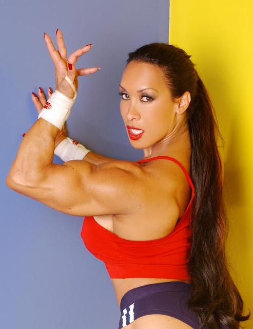 Denise Masino Women Bodybuilding Models