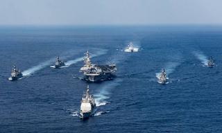 «Κόκκινος» συναγερμός: Όλοι οι στόλοι σε Αιγαίο και κυπριακή ΑΟΖ