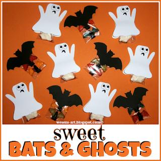 SweetBatsGhosts wesens-art.blogspot.com