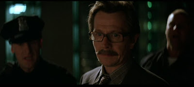 Gary Oldman as Sergeant James Gordon in Batman Begins