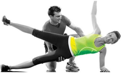 cropped personal training banner