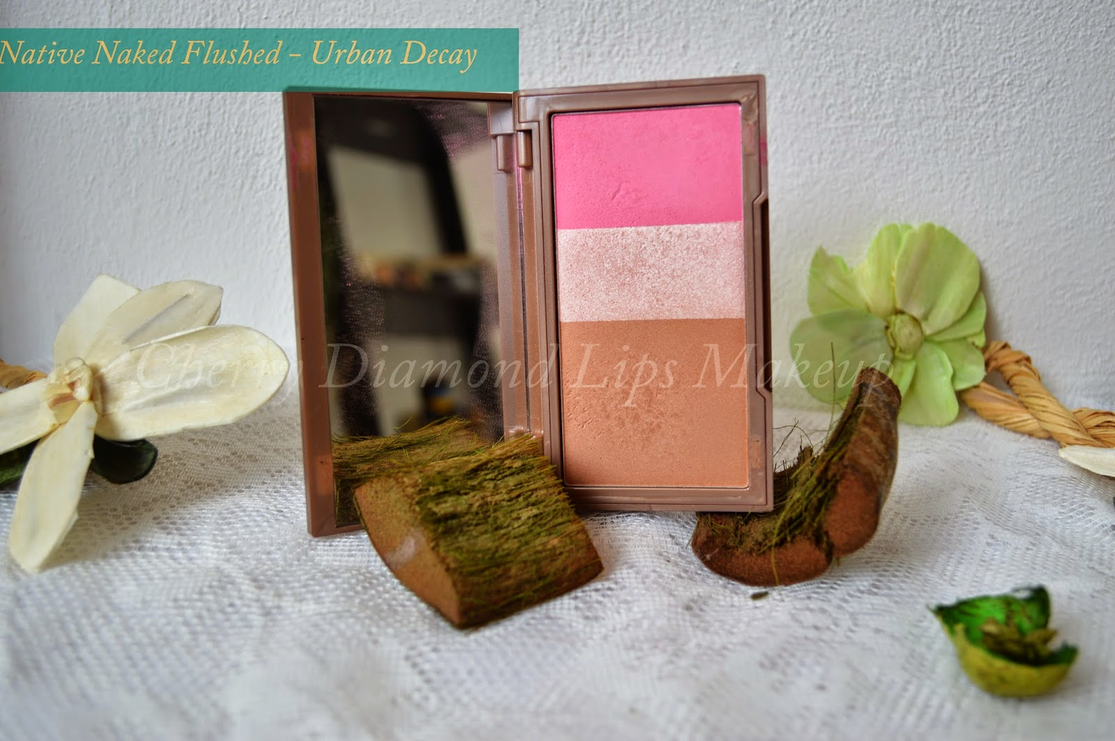 Naked Flushed, Native, urban Decay,