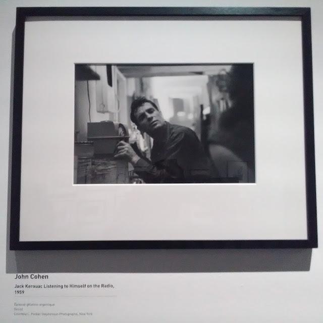 """jack kérouac Exposition """"Beat Generation"""" au Centre Pompidou du 22 juin au 3 octobre 2016"""