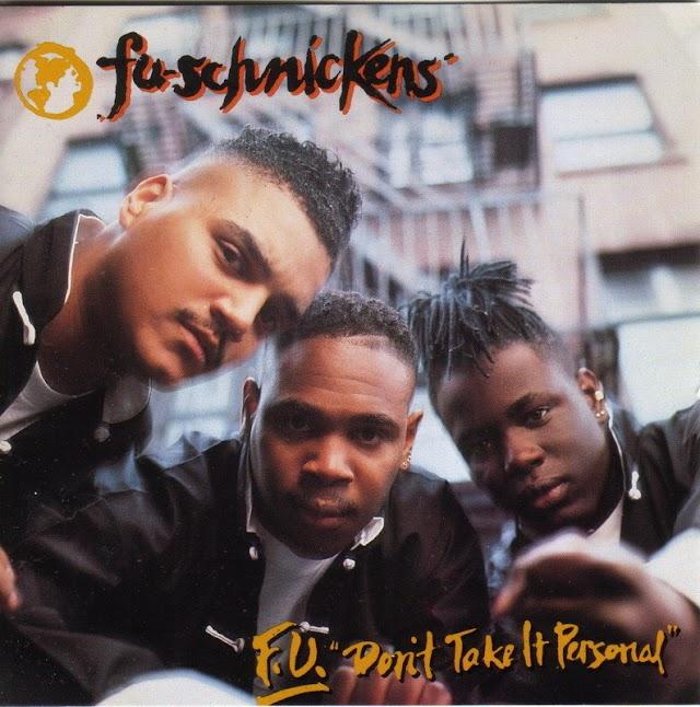 """Hoy en la historia Hip Hop: Fu-Schnickens lanzó su álbum de estudio debut """"FU Don't Take It Personal"""" 25 de febrero de 1992"""