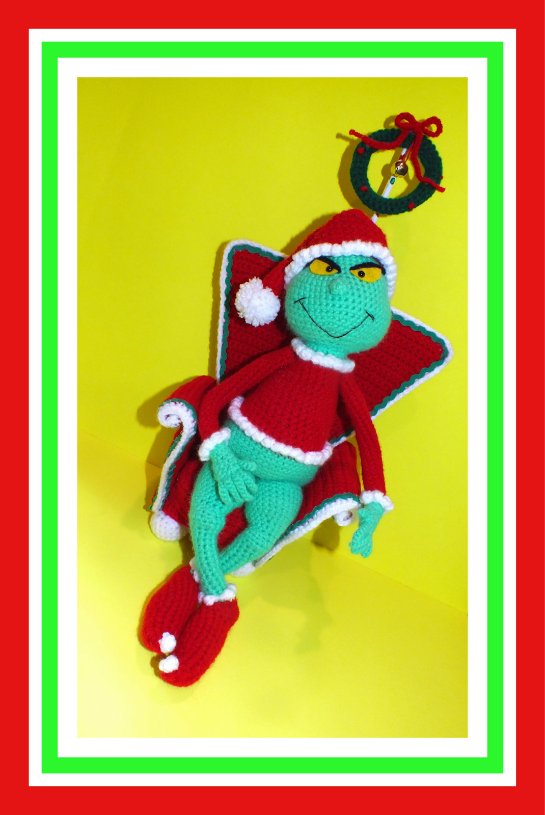 crochet christmas chair covers hammock stand on sale connie 39s spot crocheting crafting creating