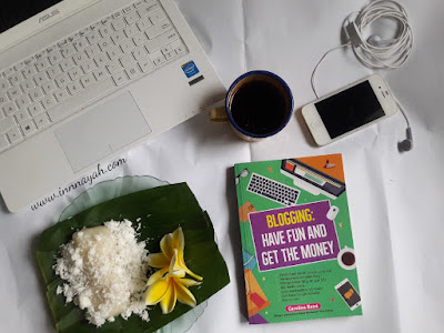 Review buku blogging have fun and get money, blogging have fun and get money, carolina ratri, book review, book, blogging, monetize blog