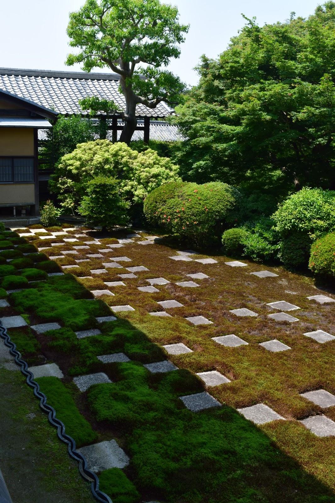 Tofukuji Garden Kyoto