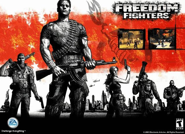 تحميل لعبة freedom fighters 2 مضغوطة