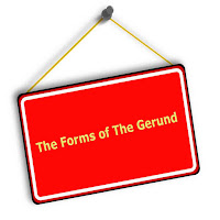 Forms of Gerund lesson