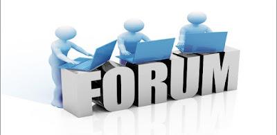 Manfaatkan Forum Sharing