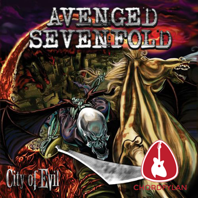 Lirik dan chord Sieze The Day - Avenged Sevenfold