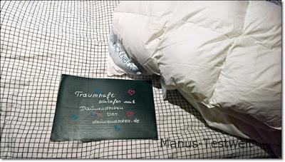 Die richtige Bettdecke für den Sommer