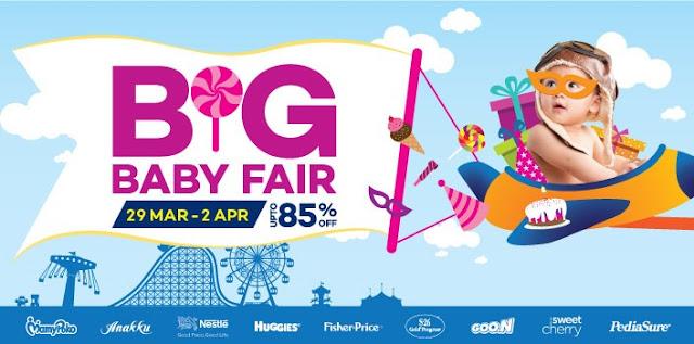 Lazada Big Baby Fair