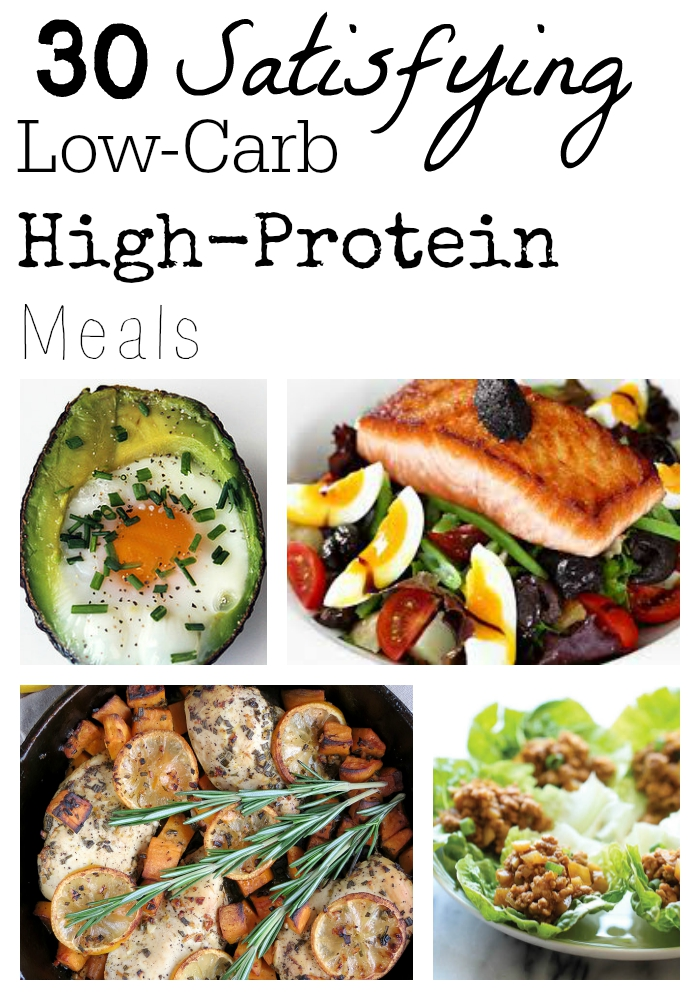 High Protein Low Fat Meals 99