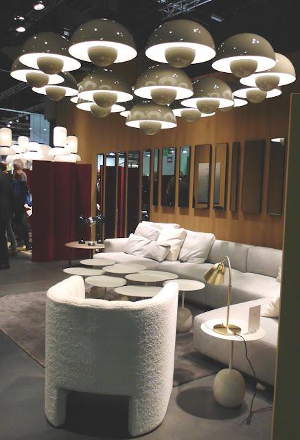 Besuchen Sie die imm cologne in Köln - Möbel, Leuchten, Accessoires, Teppiche und Betten im feinsten Design zum Einrichten und Wohnen