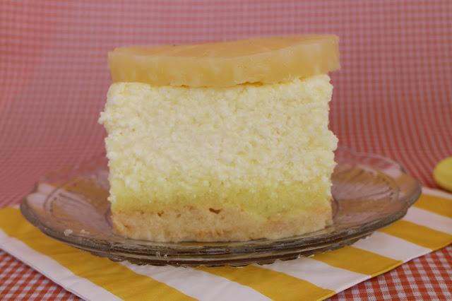tarta-de-piña, pinneapple-tart, receta-sin-horno