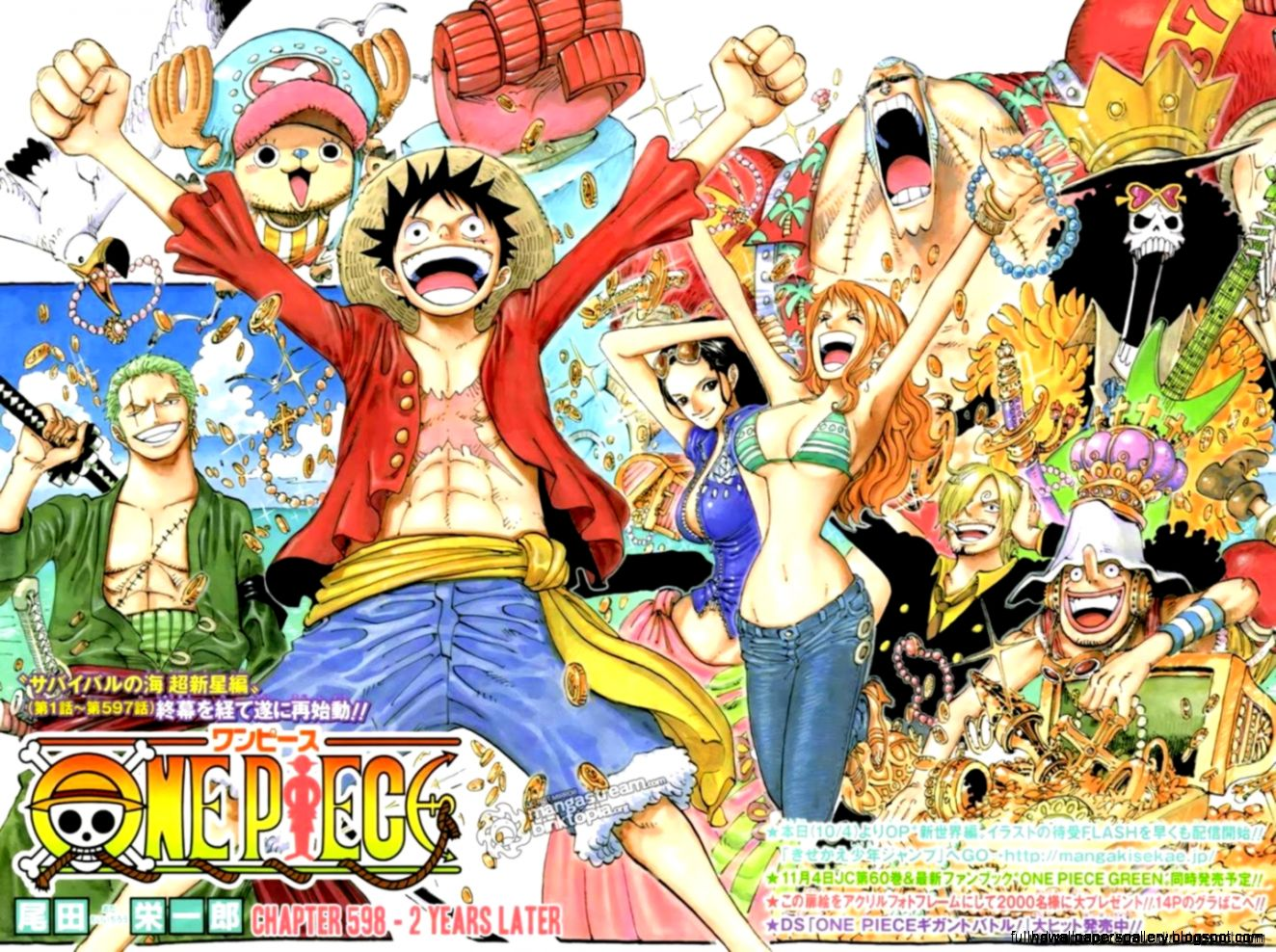 One Piece Wallpaper After 2 Years Free Download Full Hd Wallpapers