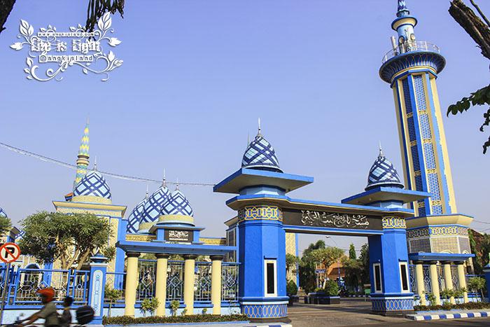 masjid Agung Baitul Hakim Madiun