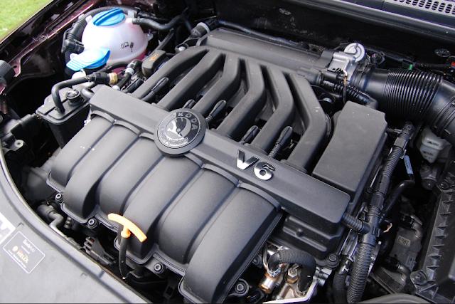 2017 Skoda Superb Engine