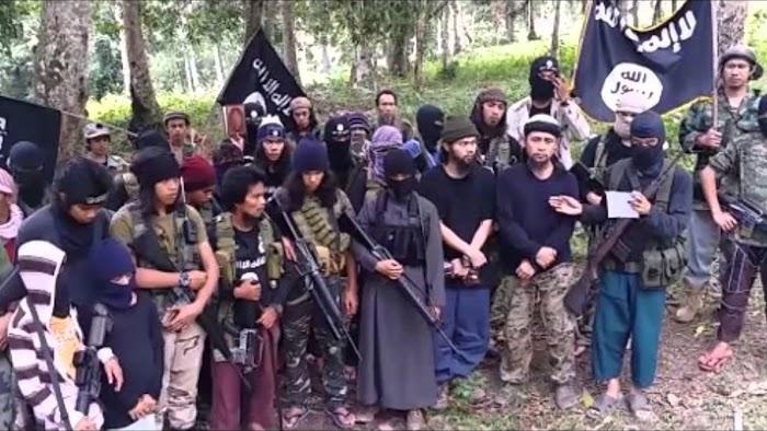 Militer Filipina Sebut 6 Teroris ISIS Berhasil Ditembak Mati, Diantaranya Dari Indonesia, Mereka Menyerbu Kota Marawi