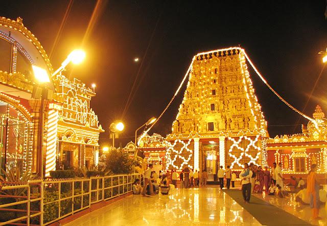 Kudroli Temple Mangalore