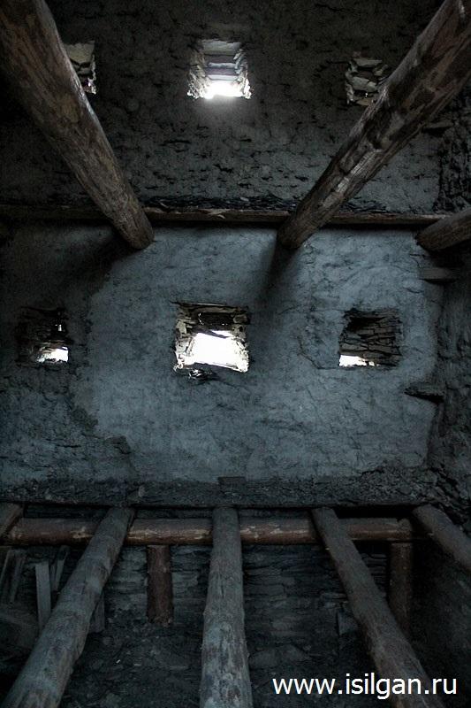 Крепость Кесело. Село Омало. Тушетия. Грузия